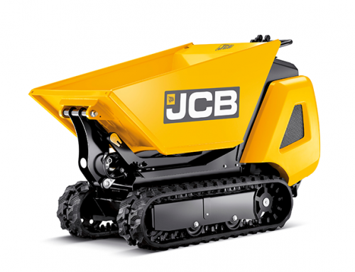 JCB Dumpster HTD5