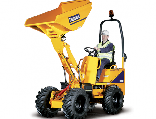 Thwaites Hi Lift Dumper – 1 ton