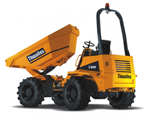 Thwaites Swivel and Straight Skip – 6Tonne